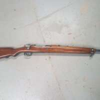 8mm Mauser sporterized rifle for sale